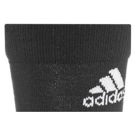 adidas Performance Thin 3PP Crew Socks Unisex black/black/white